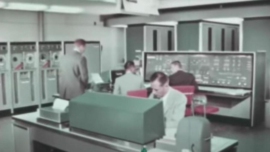 Ein Computer-Training von 1962 | Was gelernt | Was is hier eigentlich los?
