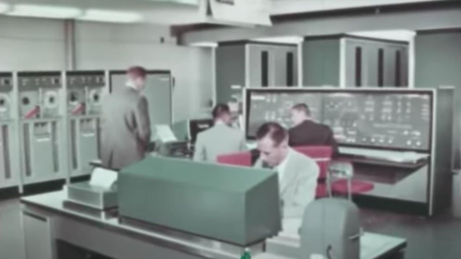 Ein Computer-Training von 1962   Was gelernt   Was is hier eigentlich los?