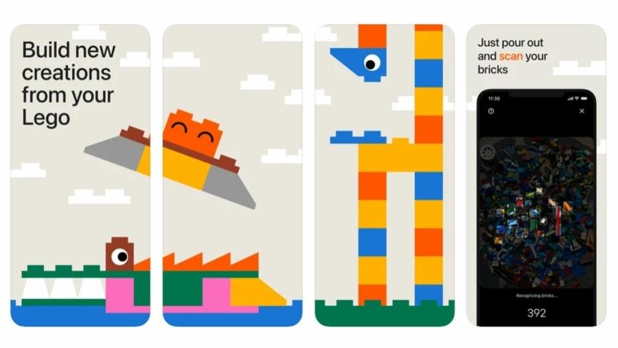 Eine App, die LEGO-Steine scannt und Bauvorschläge erstellt | Nerd-Kram | Was is hier eigentlich los?