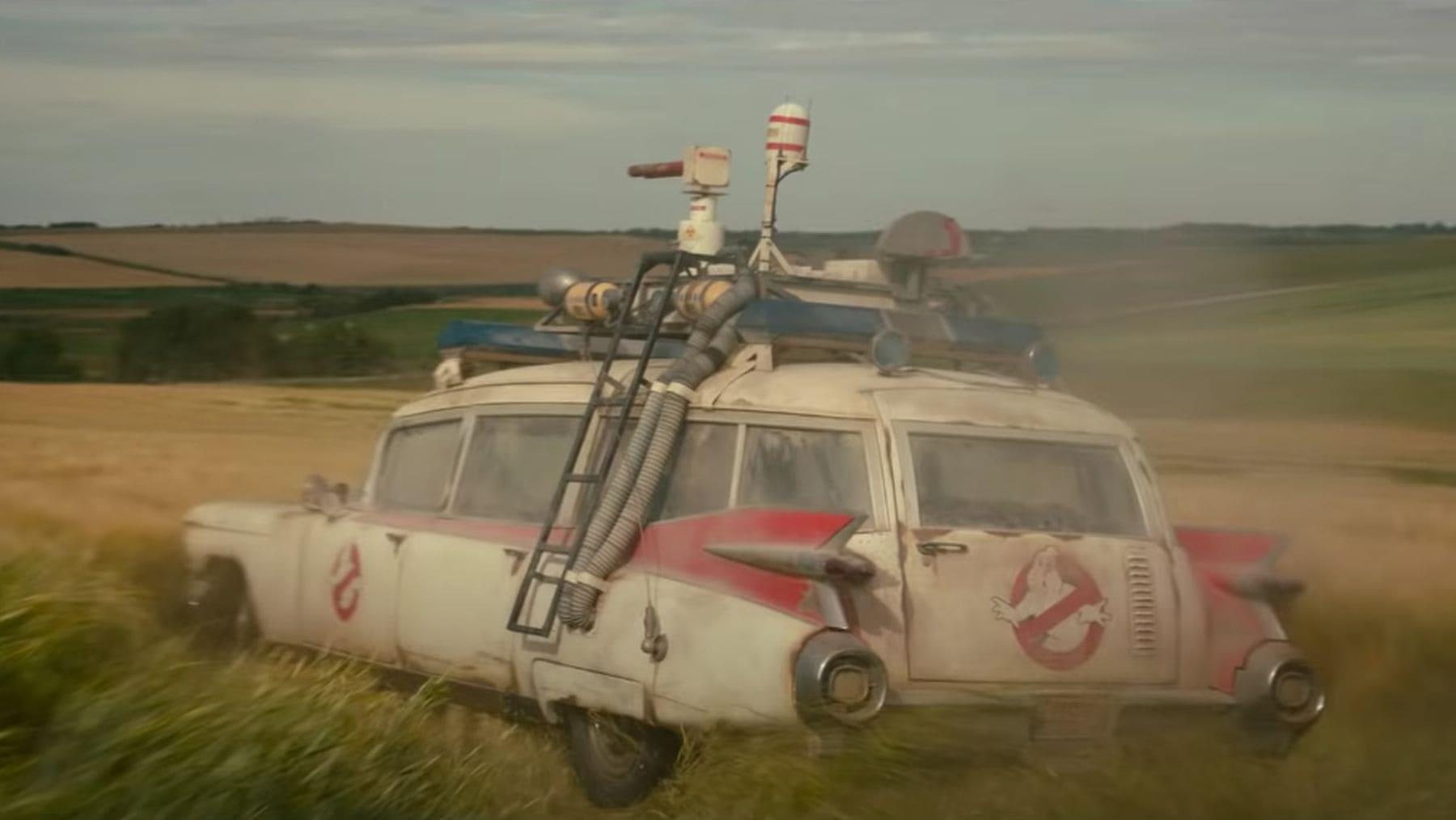 Trailer: Ghostbuster – Afterlife   Kino/TV   Was is hier eigentlich los?