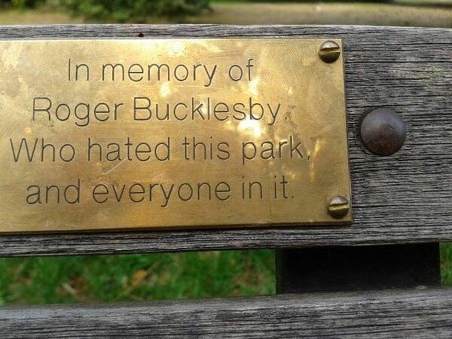 Viel Liebe für Roger Bucklesby | Lustiges | Was is hier eigentlich los?