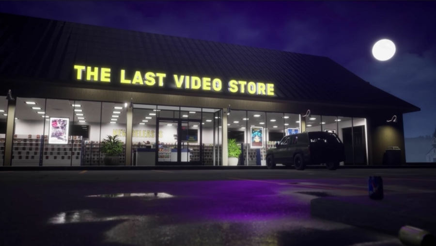 VR-Spiel: The Last Video Store | Games | Was is hier eigentlich los?