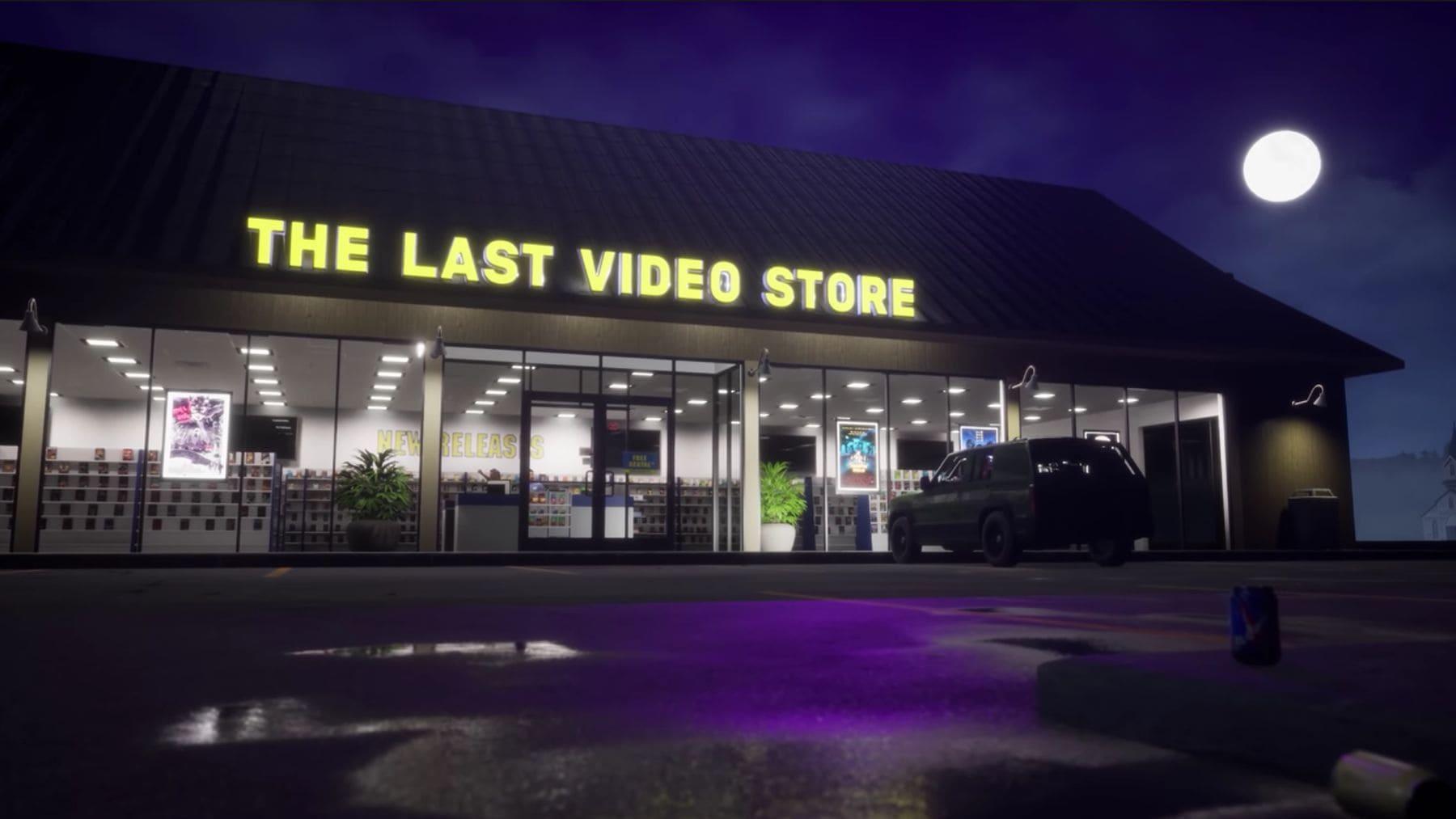 VR-Spiel: The Last Video Store   Games   Was is hier eigentlich los?