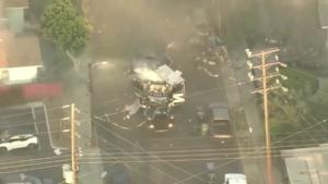 Wenn eine Bombenentschärfung in Los Angeles schief geht ... | WTF | Was is hier eigentlich los?