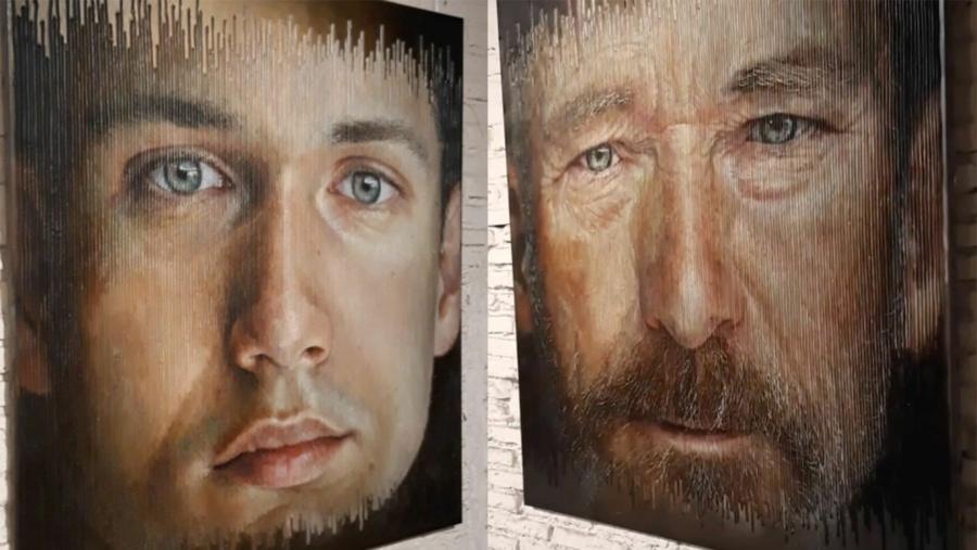 Alternde Gemälde je nach Blickwinkel | Design/Kunst | Was is hier eigentlich los?