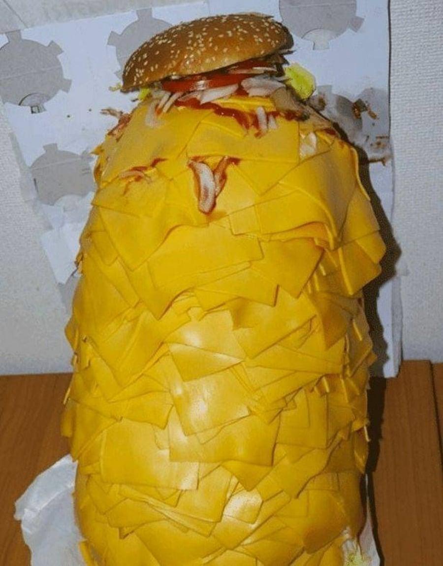 Cheeseburger anyone?   Lustiges   Was is hier eigentlich los?