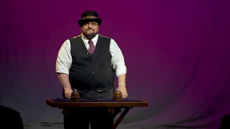 Chris Hannibal und der zweit-älteste Zaubertrick der Welt | Awesome | Was is hier eigentlich los?