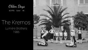 Die Akrobaten-Familie Kremo von 1896 – in Farbe und 60 FPS | Awesome | Was is hier eigentlich los?