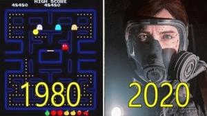 Die Videospiele des Jahres von 1980 bis 2020 | Games | Was is hier eigentlich los?