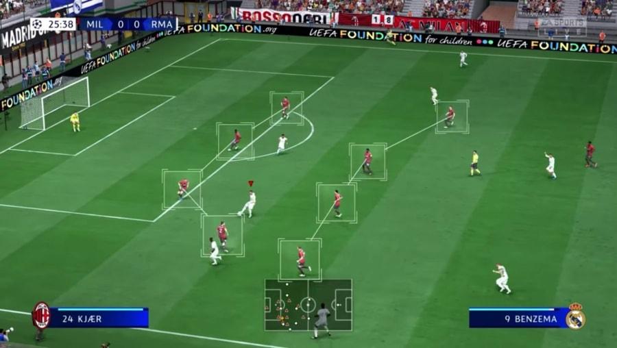 FIFA 22 Gameplay | Games | Was is hier eigentlich los?