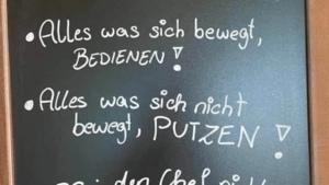 Mitarbeiter-Grundregeln im Restaurant | WTF | Was is hier eigentlich los?