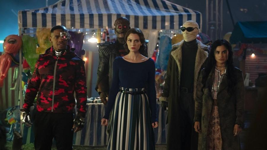 Teaser: Doom Patrol – Staffel 3 | Kino/TV | Was is hier eigentlich los?