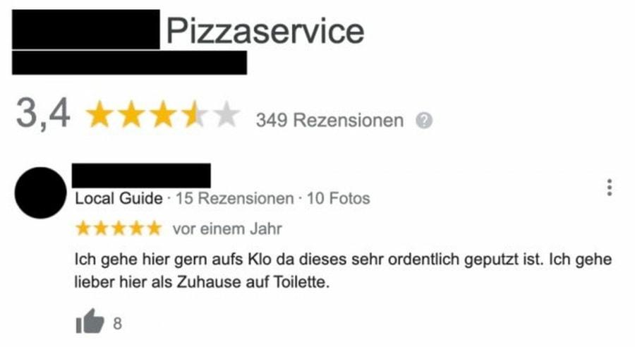Wenn das Klo beim Pizzaservice besser ist als Zuhause | Lustiges | Was is hier eigentlich los?