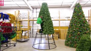Wie künstliche Tannenbäume hergestellt werden | Handwerk | Was is hier eigentlich los?
