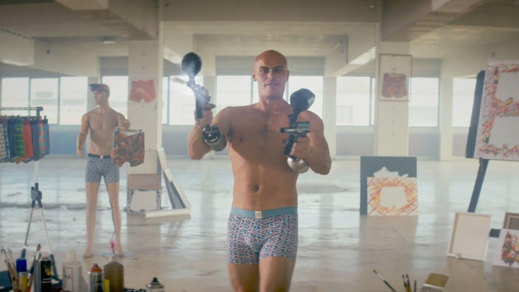 Wie Werbung für Boxershorts sein sollte   Werbung   Was is hier eigentlich los?