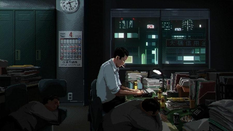 100 Jahre Arbeit in Japan als Pixelfilmchen | Design/Kunst | Was is hier eigentlich los?