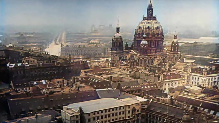 Berlin: Die Sinfonie einer Großstadt | Zeitgeschichte | Was is hier eigentlich los?