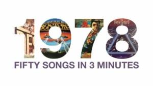 Die Songs aus dem Jahr 1978 | Musik | Was is hier eigentlich los?