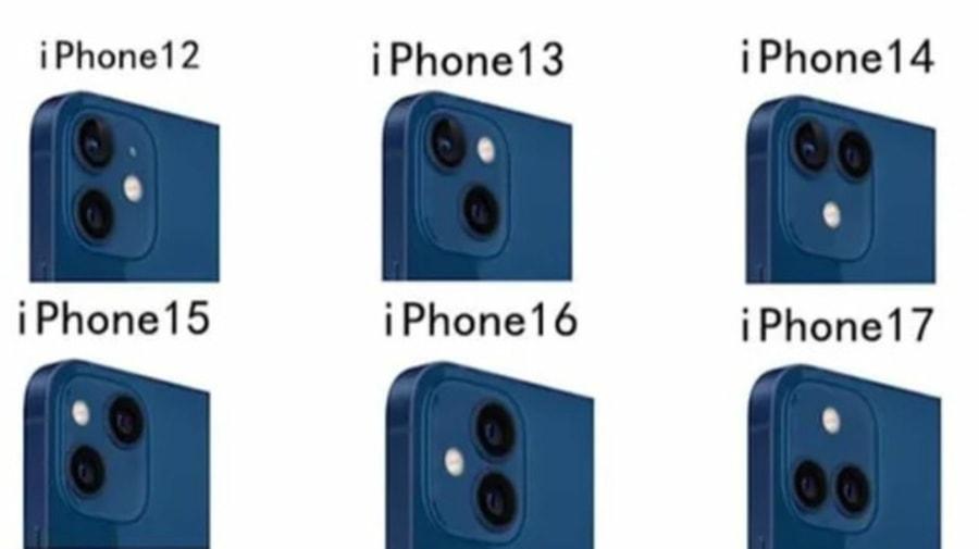 Enthüllt: Wie das iPhone 14 bis 17 wohl aussehen wird | Lustiges | Was is hier eigentlich los?