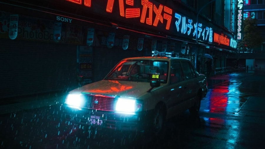 Tokyo Rainy Nights | Travel | Was is hier eigentlich los?