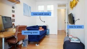 Wie ein Designer einen sehr kleinen Raum optimiert | Design/Kunst | Was is hier eigentlich los?