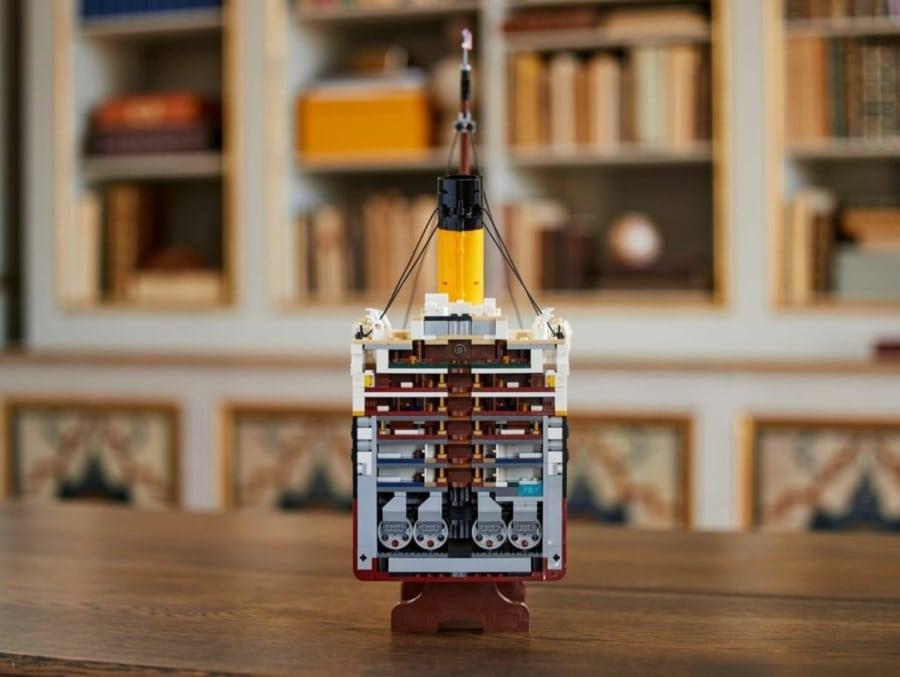 Das aktuell größte LEGO-Modell: Die Titanic   Gadgets   Was is hier eigentlich los?