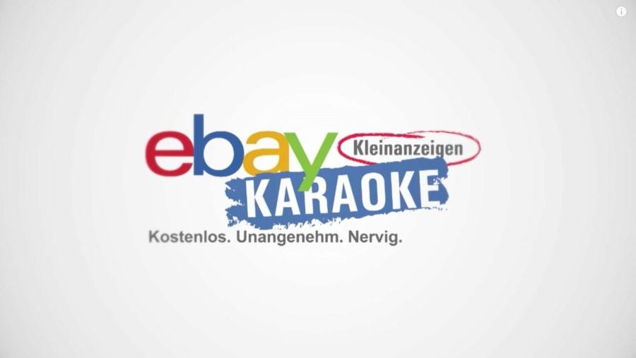 ebay Kleinanzeigen Karaoke mit Jan Georg Schütte und Bjarne Mädel | Lustiges | Was is hier eigentlich los?