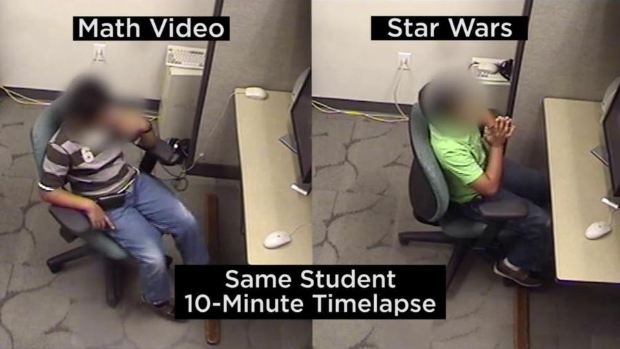Ein Schüler mit ADHS im Zeitraffer bei Mathe und Star Wars im Vergleich | Was gelernt | Was is hier eigentlich los?
