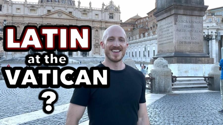 Ein Typ, der fließend Latein mit Priestern spricht | Awesome | Was is hier eigentlich los?