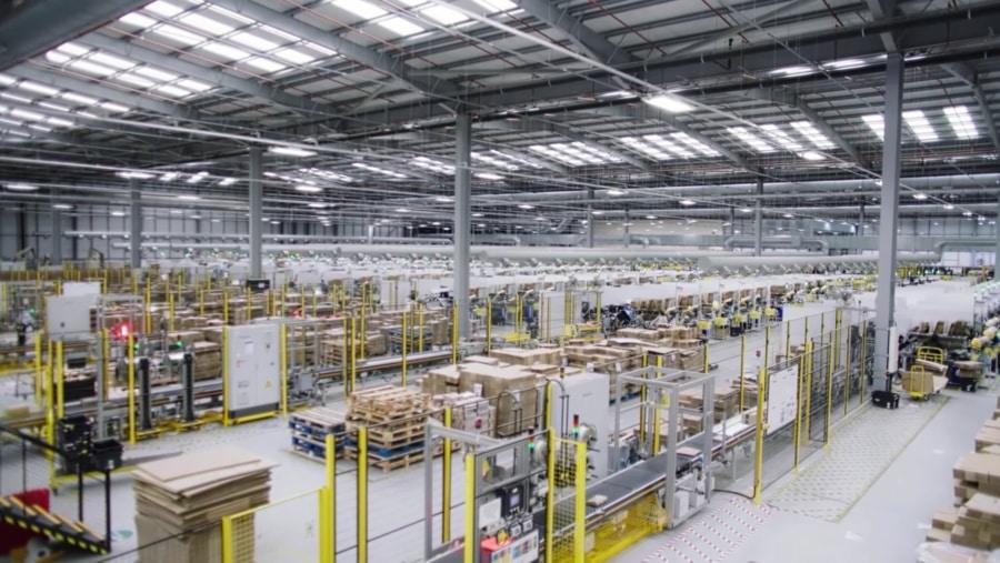 Eine Tour durch ein Logistikzentrum von Amazon | Awesome | Was is hier eigentlich los?