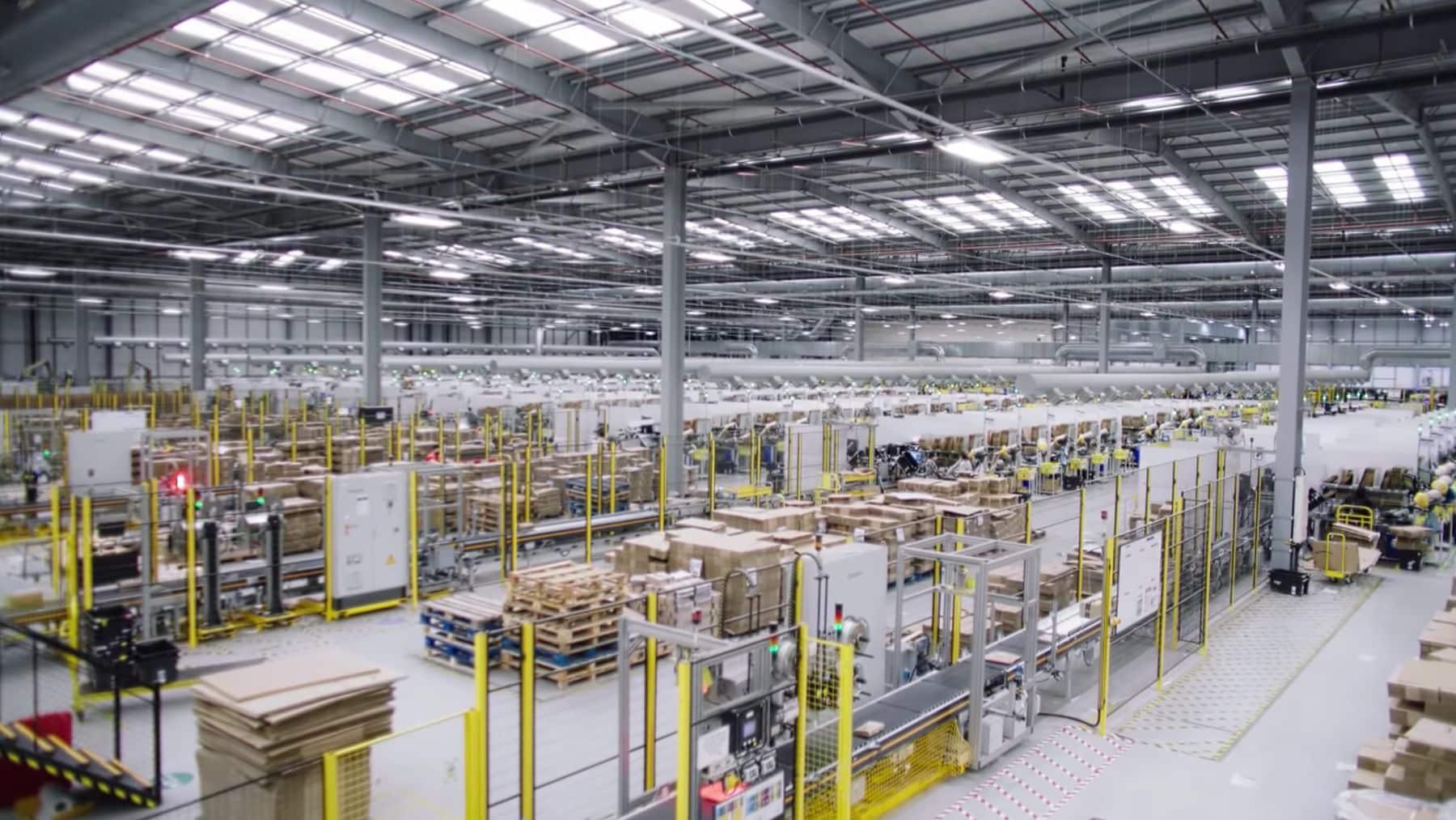 Eine Tour durch ein Logistikzentrum von Amazon   Awesome   Was is hier eigentlich los?