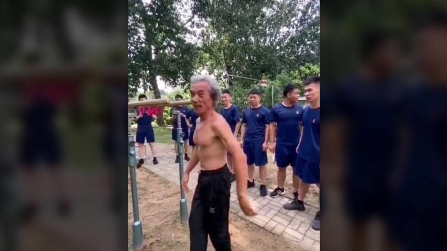 So fit sind Senioren in China   Awesome   Was is hier eigentlich los?