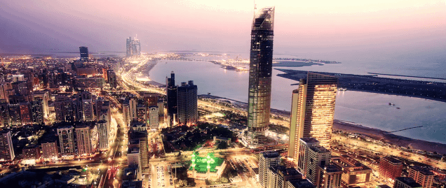 Abu Dhabi Time-Lapsed | Timelapse | Was is hier eigentlich los?