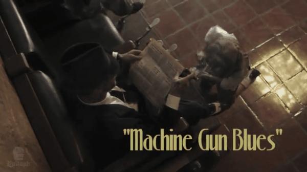 Social Distortion - Machine Gun