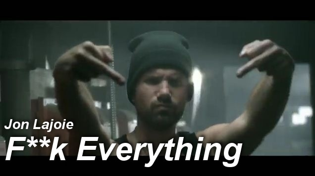 Jon Lajoie - F**ck Everything | Musik | Was is hier eigentlich los?