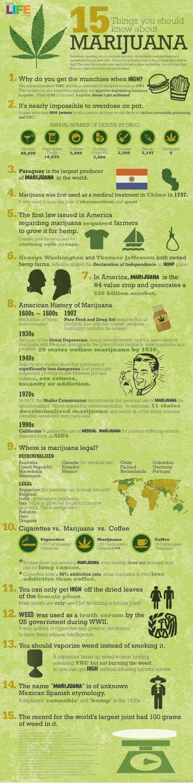 Bier und Marihuana