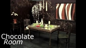 Ein Raum fast vollständig aus Schokolade | Awesome | Was is hier eigentlich los?