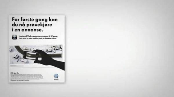 App meets Print | Werbung | Was is hier eigentlich los?
